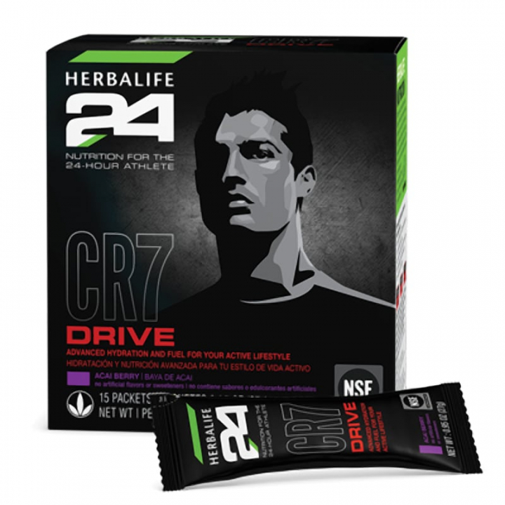 Herbalife H24 CR7 Drive Portionspåsar i gruppen Träning hos Nails Body & Beauty AB (herbalclub.se) (1467)