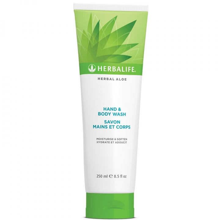 Herbalife Herbal Aloe Hand- och Duschtvål i gruppen Hud- & Kroppsvård hos Nails Body & Beauty AB (herbalclub.se) (2561)